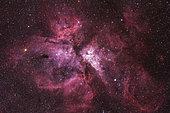 NGC 3372, The Carina Nebula.