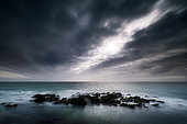 Pointe de Penvins, Morbihan, Brittany, France