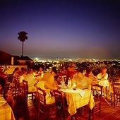 Sissifos roof-top restaurant. Grèce, Grèce Centrale et Eubée, Athènes, Attique, SIM711680