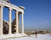 Acropolis, Erechtheion. Grèce, Grèce Centrale et Eubée, Athènes, Attique, SIM711696