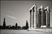 Temple of Zeus. Grèce, Grèce Centrale et Eubée, Athènes, Attique, SIM711859