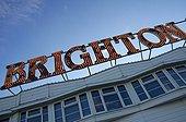 UK/England, Brighton. Brighton Pier, amusement park