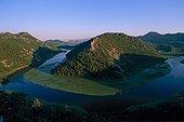 Montenegro/Rijeka Crnojevic. Rijeka Crnojevic, river