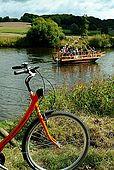 Muilheim, Rhur river, ferry