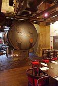 Essen, Zollverein, restaurant