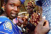 Senegal, Saint Louis, market
