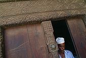 Kenya Lamu archipelago lamu town swahili door