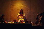 italy-sicily-palermo-settimana santa, quartiere Partanna/Mondello-ultima cena
