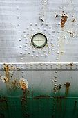 Galeb, Tito's old luxury yacht, Rijeka, Croatia