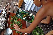Polynesia, Tahaa island, Le Tahaa resort, Manea Spa