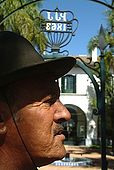 Uruguay, pampa, San Pedro de Timote, estancia Alejandro Gallinal