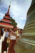 Arakan, Mahamuni temple