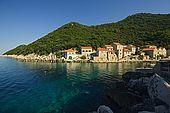 Croatia - Lastovo island - The Sv. Mihajlo harbour, near Lastovo village.