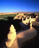 Maroc;Maroc;Atlas, Chaine de l'Atlas - Dades Valley, kasbah
