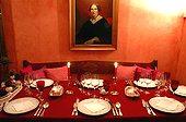 Italie;Trentin-Haut-Adige, Trentin;Dolomites - Spiazzo village, Mezzo Soldo Hotel Restaurant
