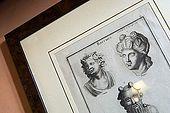 Bacchus picture, Bar Breda Enoteca, Bassano del Grappa, Veneto, Italy. tel: 0424 522123