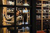 Giulia Bindella, La Bottiglieria wine shop, Bassano del Grappa, Veneto, Italy. tel: 0424 523993