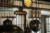 Nardini bar, Bassano del Grappa, Veneto, Italy