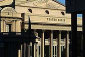 Uruguay, Montevideo, Teatro Solis