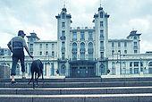 Uruguay, Montevideo, Mercosur palace