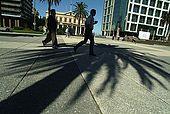 Uruguay, Montevideo, Plaza Independencia