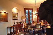 Uruguay, Montevideo, rich house at Prado