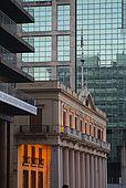 Uruguay, Montevideo, Edificio Independencia