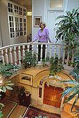 Uruguay, Montevideo, rich house Barrio Artiga