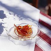 Candied citrus fruits, Lesvos, Greece