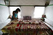 Genuine, home-made and tasty: that's south albanian food, village of Kosova, Province of Permet, Albania