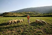 16 year old Daniel Saliu, sheperd and wine-maker, Suk, Province of Permet, Albania