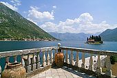 Montenegro, Perast, Gospa od Skpjela