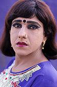 Pakistan - Hijra, les demi-femmes du Pakistan - Sara