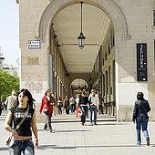Paseo Independencia, Zaragoza, Saragossa, Aragon, Spain, Zaragoza, Saragossa, Aragon, Spain