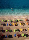 Paliochori beach, Milos Island, Greece