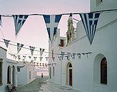 Plaka Vilage, Milos Island, Greece