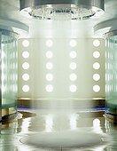 Uk; Bath & North East Somerset; Bath; Thema Bath Spa; Interior View-steam Room; Architect: Grimshaw