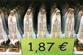 Portugal, Estremadura, Fatima, Religious business