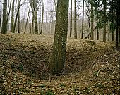 Italy, Veneto, I World War (1915-1918)  Monte Grappa locations. Monte Tomba .