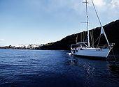 Italy, Sicily, Stromboli island, coast near Piscitâ