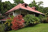 L'Habitation Matouba, Petit Parc, 97120 Saint-Claude, Guadeloupe (Basse Terre), French West Indies. tel: 0590 800928