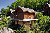 Tainos Cottage, Plage de Grande Anse, 97126 Deshaies, Guadeloupe (Basse Terre), French West Indies. tel: 0590 284442
