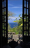 Habitation Massieux, Routes de Marquis, 97125 Bouillante, Guadeloupe (Basse Terre), French West Indies. tel: 0590988980
