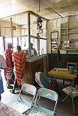Inside the Assam butchery