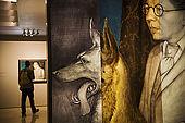 Esposizione di opere di Otto Dix al museo Thyssen-Bornemisza: analisi di un quadro ai raggi infrarossi