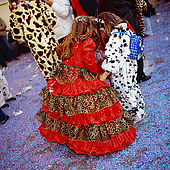 Viareggio Carnival, Tuscany, Italy