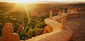 Kasbah, Dades Valley, Morocco