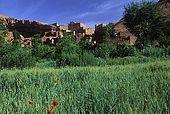 Tourbiste village, Dades Valley, Morocco