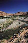 Trekking in the Dades Valley, Morocco