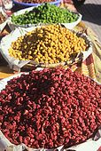 Sugar-coated almonds, Dades Valley, Morocco